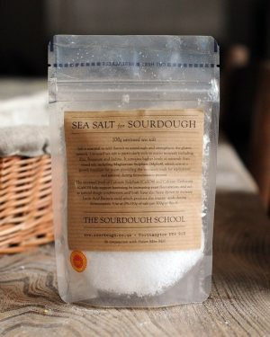 Sourdough Sea Salt
