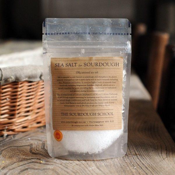 Sourdough Sea Salt
