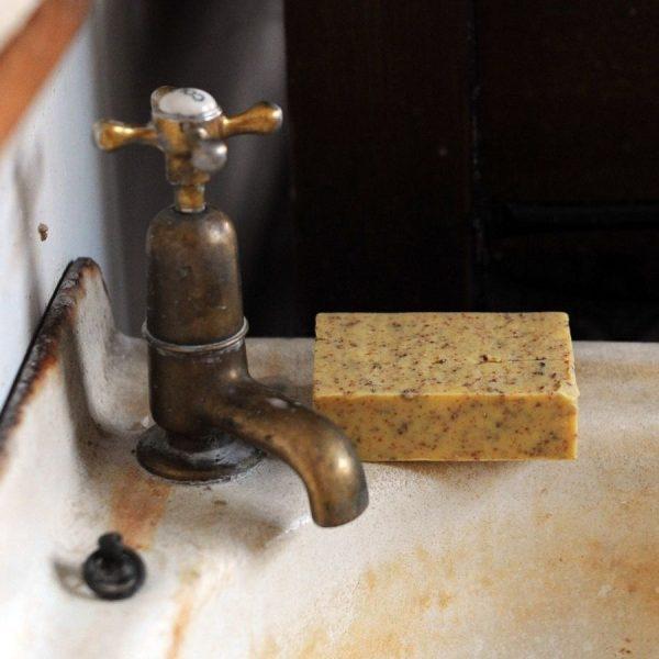 Sourdough Soap