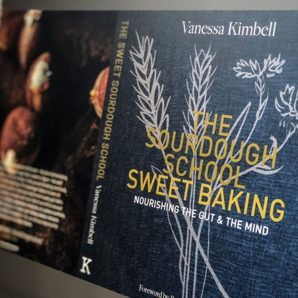 Sweet Sourdough Book