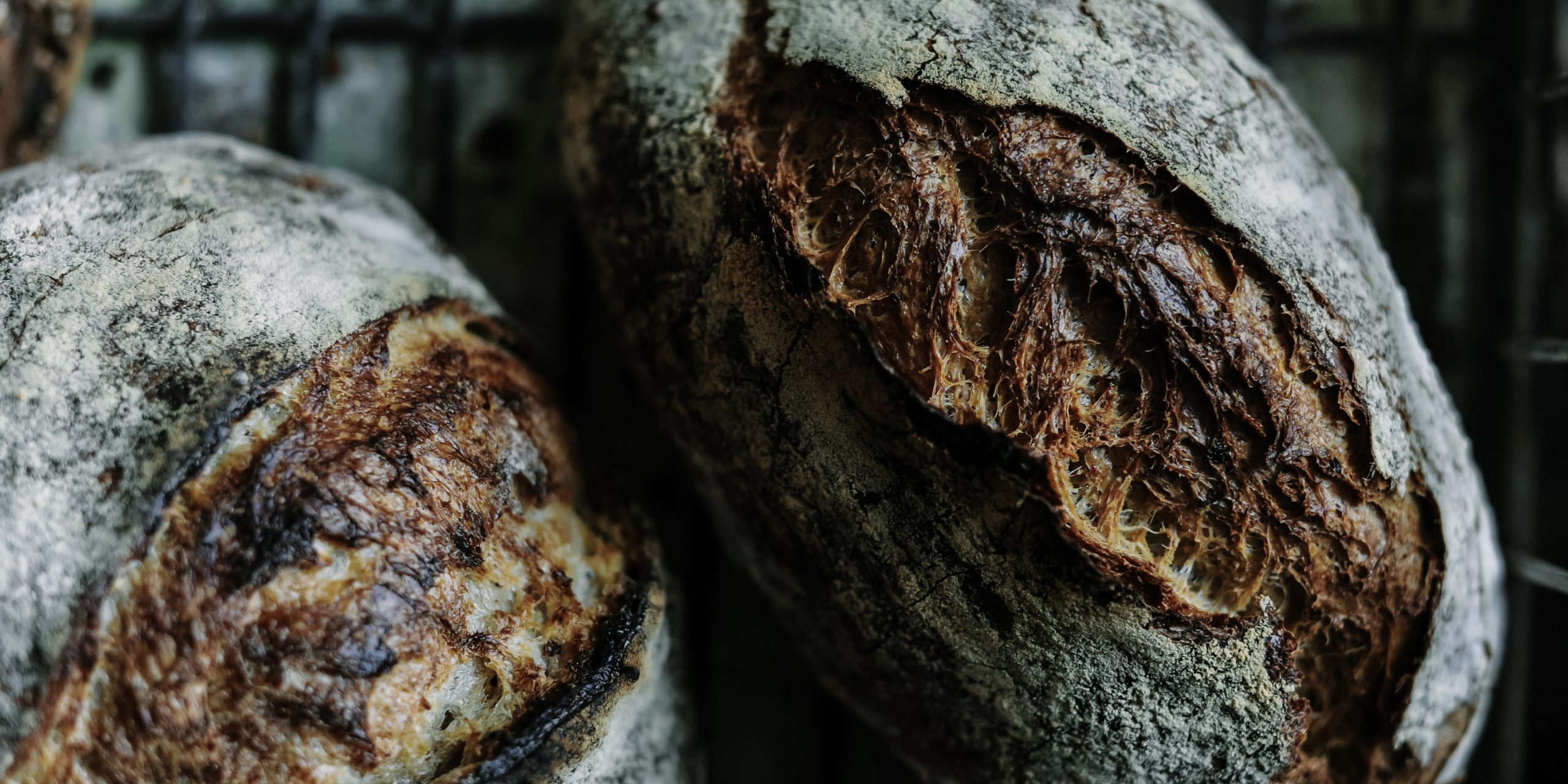 Can baking & eating Sourdough help lower Stress?