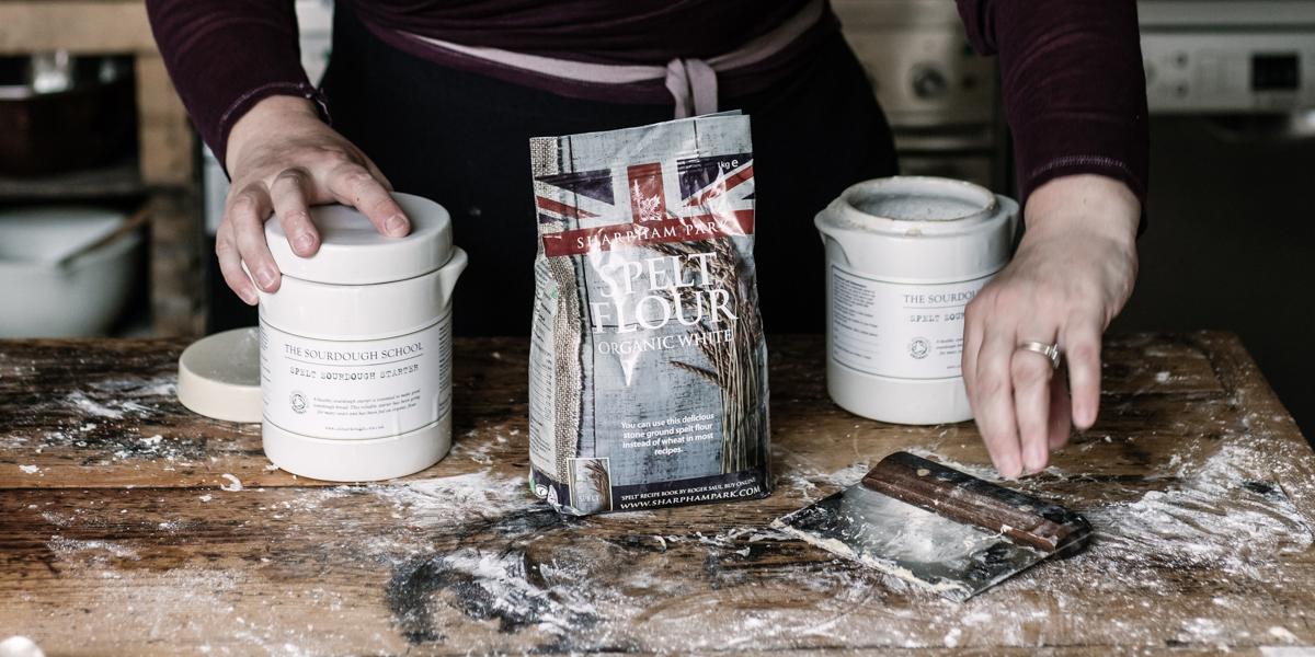Sharpham Park Flour