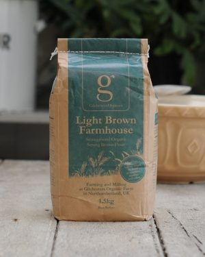 Light Brown Farmhouse Flour