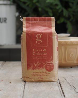 Gilchesters Pizza & Ciabatta Flour