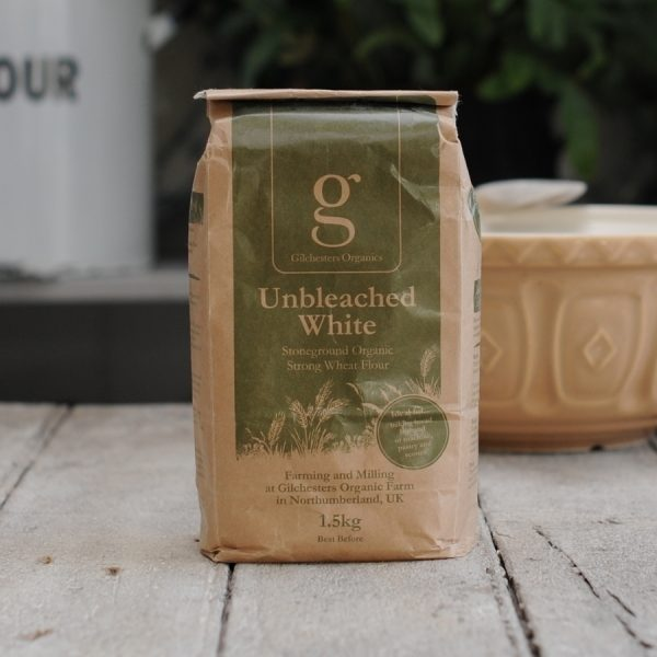 Unbleached White Flour