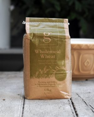 Wholemeal Wheat