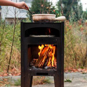 Stadler Made Outdoor Oven