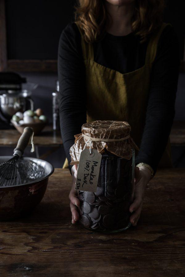 Menakao 100% Dark Cooking Chocolate 2.5kg