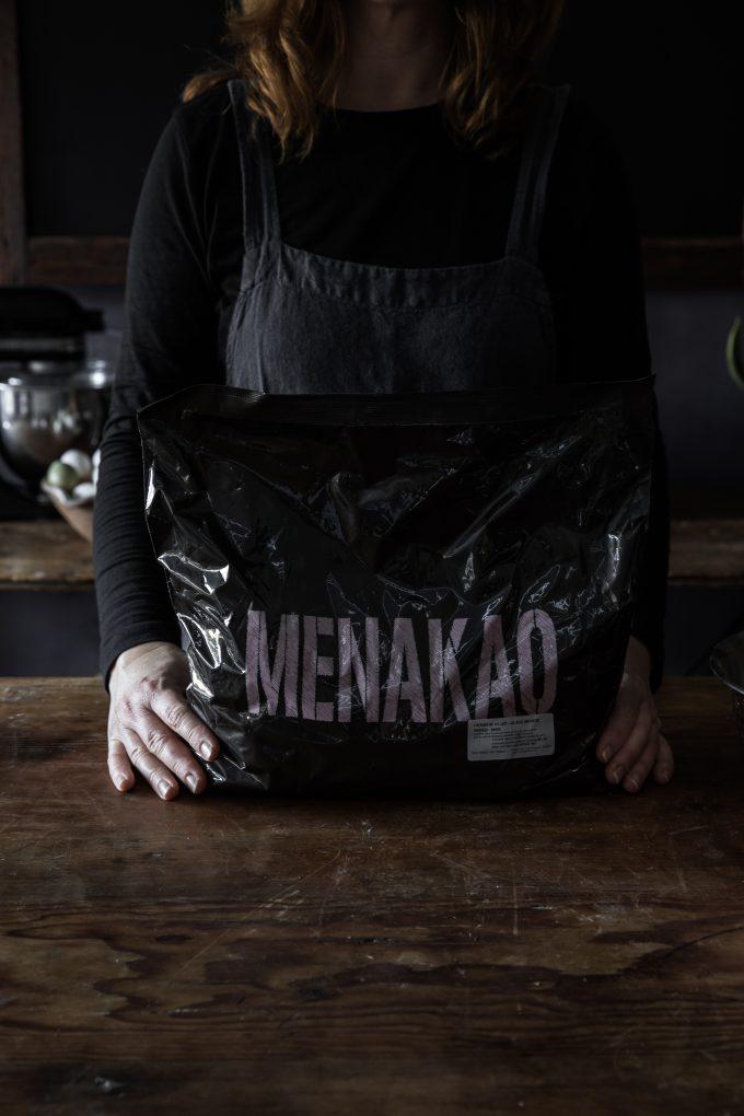 Menakao 44% Milk Cooking Chocolate