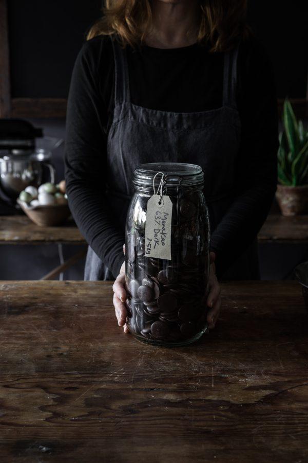 Menakao 63% Dark Baking Chocolate 2.5kg