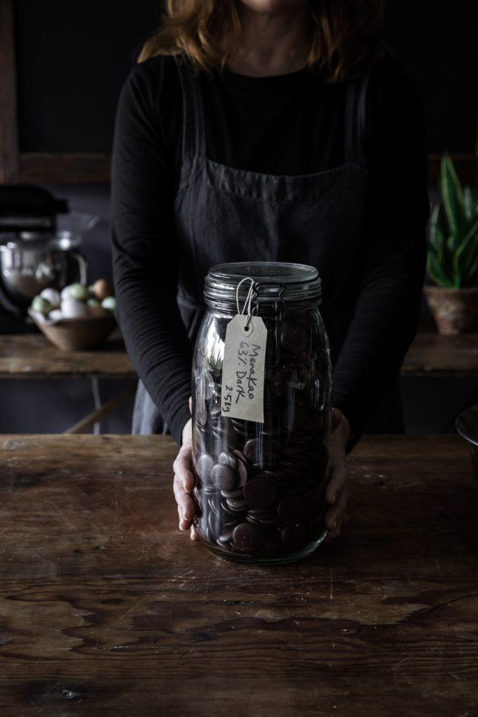Menakao 63% Dark Cooking Chocolate 2.5kg