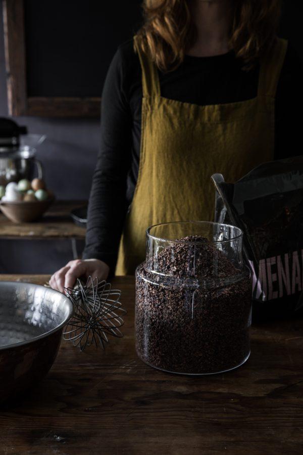 Menakao Cocoa Nibs 2.5kg bag