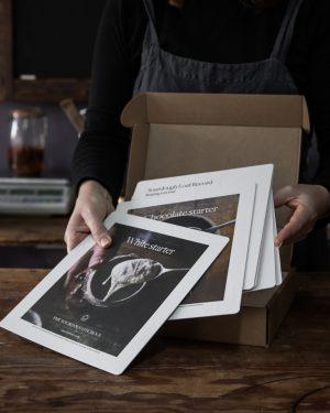 Sourdough Loaf Record Kit