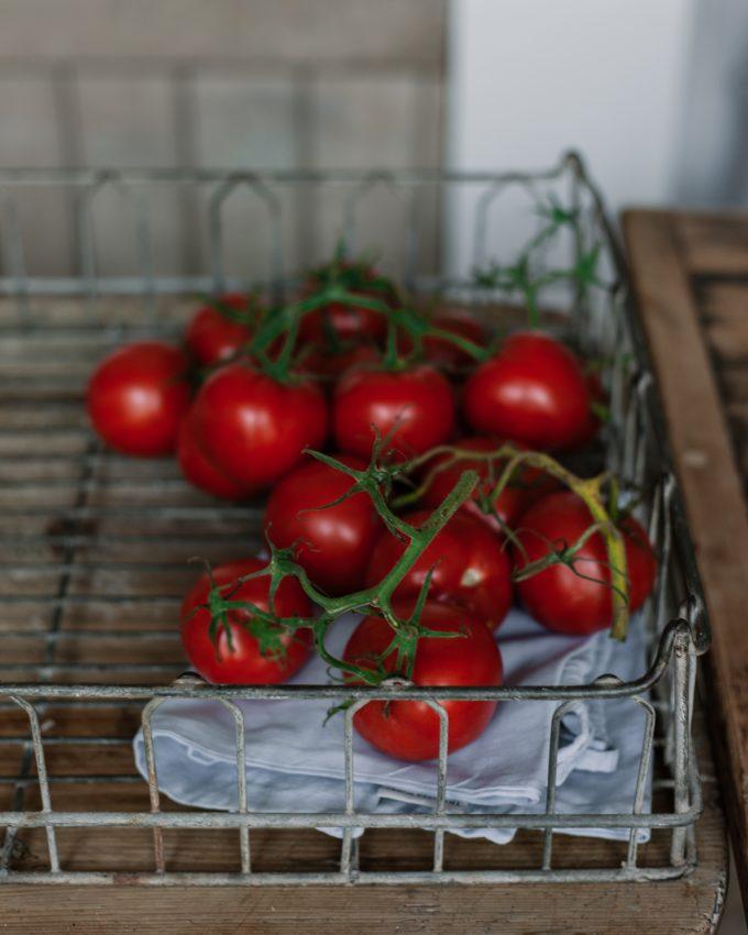 Tomato sourdough school