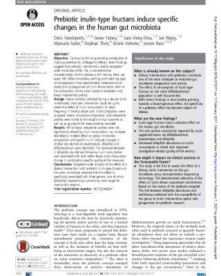 Prebiotic Inulin