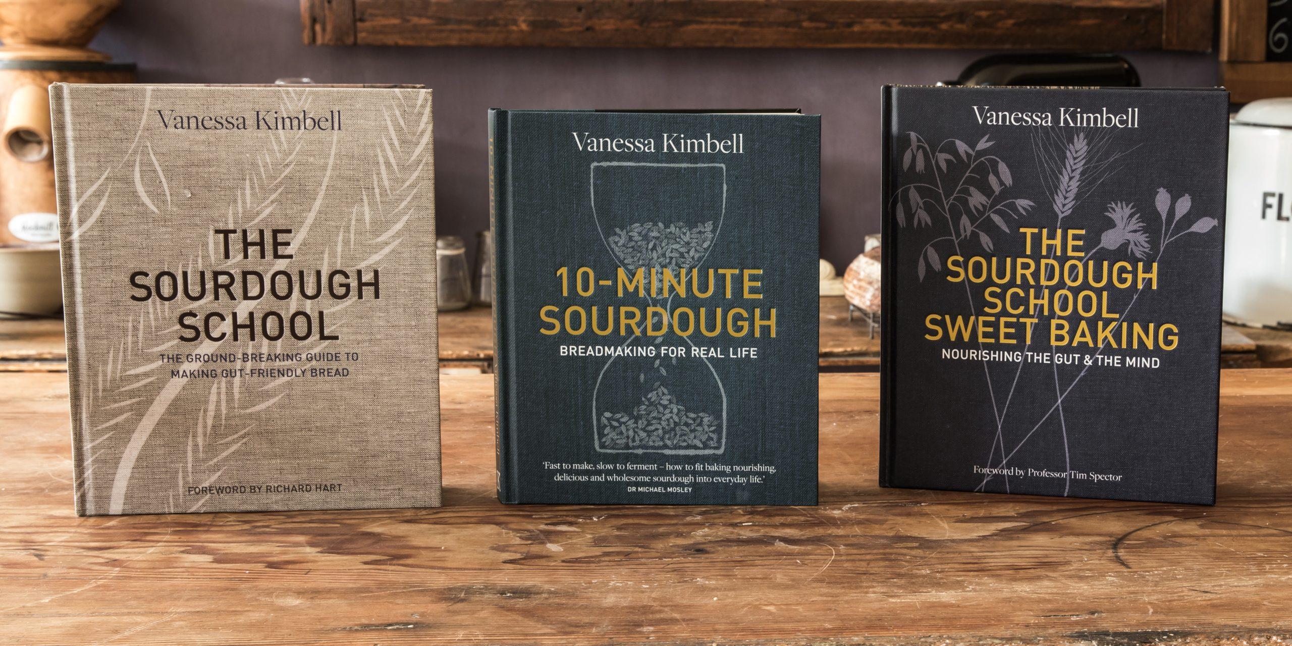 The Sourdough School books
